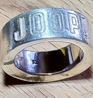 Joop Ring, 925 Silber, sehr massiv
