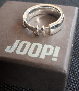 Joop! Silver Ring silver-colored metal