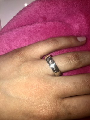 Joop Ring, Größe 55, 925 Silber