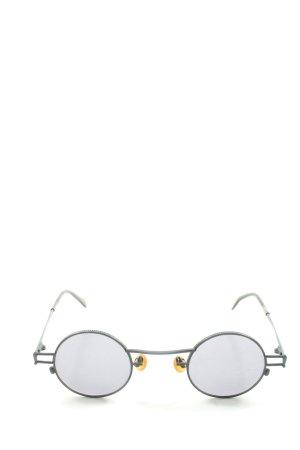 Joop! Occhiale da sole rotondo argento stile casual