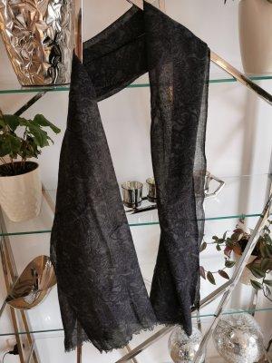 Joop! Woolen Scarf black-grey