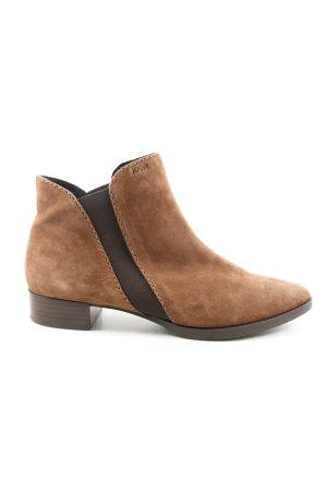 Joop! Slip-on Booties brown casual look