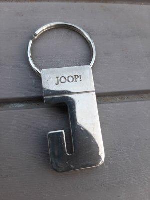 Joop! Porte-clés argenté