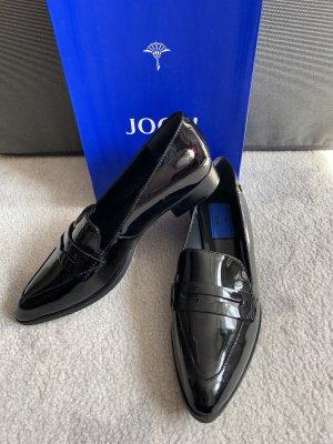Joop Schuhe Loafer Slipper schwarz Größe 36,5