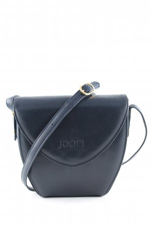 Joop! Schultertasche blau Business-Look
