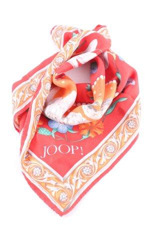 Joop! Pañuelo de seda multicolor look casual
