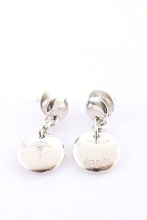 Joop! Silver Earrings silver-colored casual look
