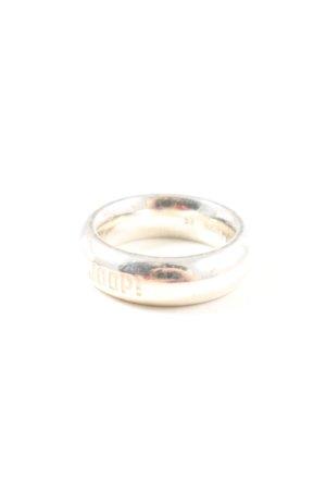 Joop! Anello d'argento argento stile casual