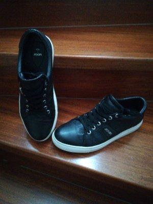 Joop Sneakers, schwarz, echt Leder 41