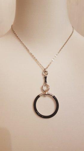 JOOP SOFIA Halskette Sterlingsilber/schwarz