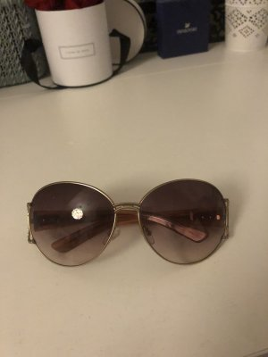 Joop! Gafas de piloto coñac-color rosa dorado