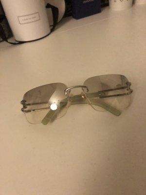 Joop! Gafas de sol cuadradas gris-verde oliva