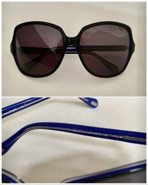 Joop! Sonnenbrille außen schwarz, innen blau