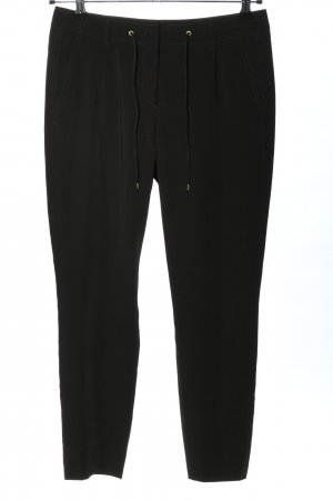 Joop! Pantalon en jersey noir style décontracté