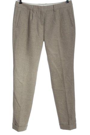 Joop! Pantalón tipo suéter gris claro moteado estilo «business»