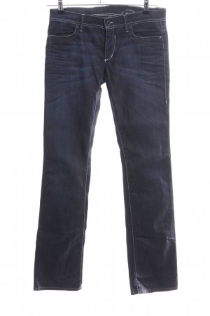 Joop! Straight-Leg Jeans blau Casual-Look