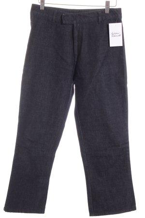 Joop! Jeansy z prostymi nogawkami ciemnoniebieski Styl klasyczny