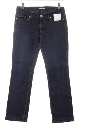 Joop! Jeansy z prostymi nogawkami ciemnoniebieski Wygląd w stylu miejskim
