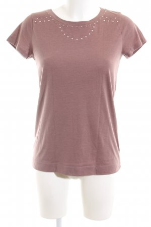 Joop! T-Shirt pink meliert Casual-Look