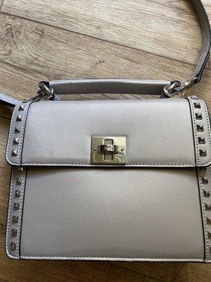 Joop Tasche metallic silber
