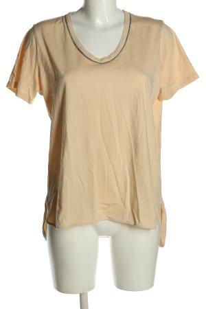 Joop! V-Ausschnitt-Shirt pink Casual-Look