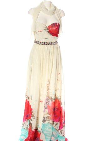 Jora Collection Robe de bal motif abstrait élégant