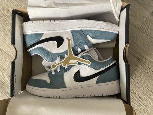 Air Jordan Sneaker stringata multicolore