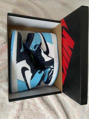 Jordan 1 obsidian blue chill