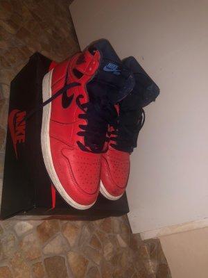 Air Jordan High Top Sneaker multicolored
