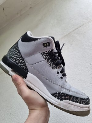 Jordan 3 Wolf Grey 38,5