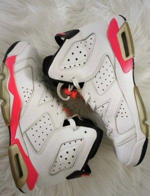 Jordan 6 infrared white