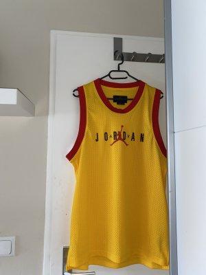 Air Jordan Long Top yellow-red