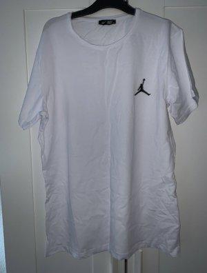 Air Jordan T-Shirt white-black