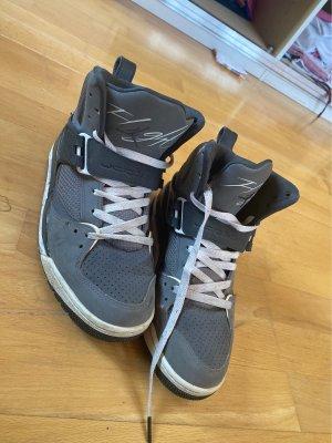 Air Jordan Zapatilla brogue gris claro-gris