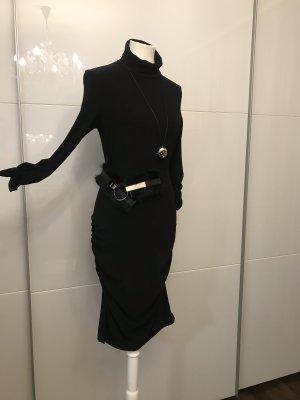 Joseph Ribkoff Midi Dress black