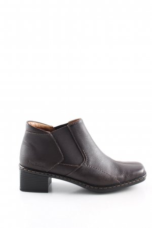 Josef seibel Ankle Boots braun Casual-Look