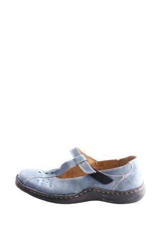 Josef seibel Komfort-Sandalen blau Casual-Look