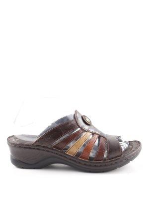 Josef seibel Comfortabele sandalen bruin casual uitstraling