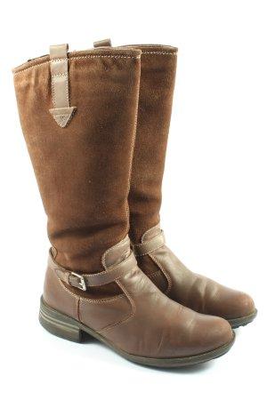 Josef seibel Bottes d'hiver brun style décontracté