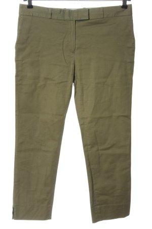 Joseph Pantalon 7/8 kaki style décontracté