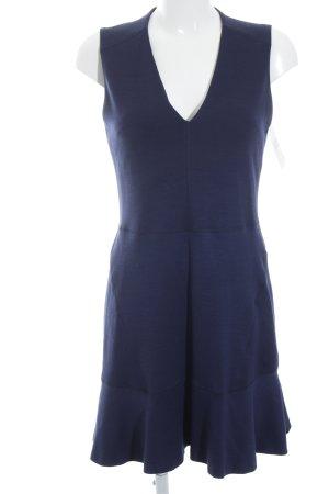 Joseph A-Linien Kleid dunkelblau Casual-Look