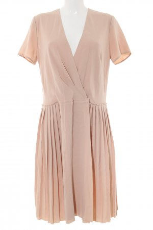Joseph A-Linien Kleid nude Business-Look