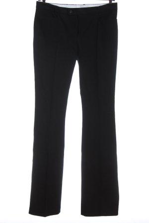 Joseph Pantalon de costume noir style décontracté