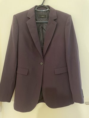 Joseph Long Blazer dark violet