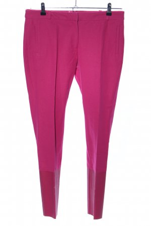 Joseph Bundfaltenhose pink Business-Look