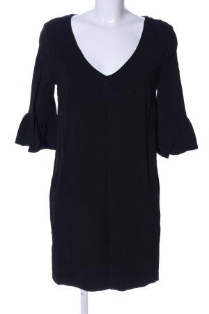 Joseph Janard A-Linien Kleid schwarz Business-Look