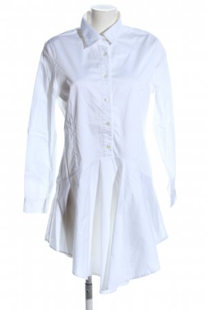 Joseph Janard Shirtwaist dress white casual look