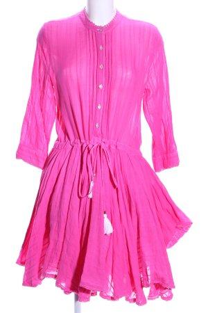 Joseph Janard Hippiekleid pink Casual-Look
