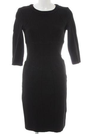 Joseph Janard Jerseykleid schwarz Elegant