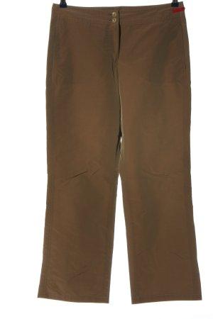 Joseph Janard Stoffhose bronzefarben Casual-Look